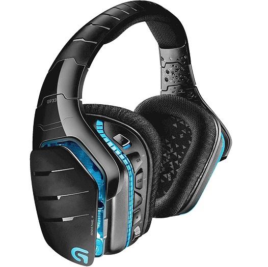 Bild zu Gaming-Headset Logitech G933 Artemis Spectrum für 99€ (Vergleich: 133,90€)