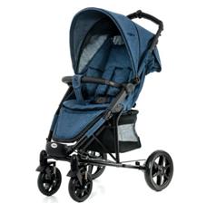 MOON Buggy Flac City 990 blue melange - babymarkt de