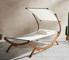 relaxliege-curtys-creme-teakfarben-modern-holz-textil-modern-living jpg (JPEG-Grafik, 1087 × 507 Pixel)