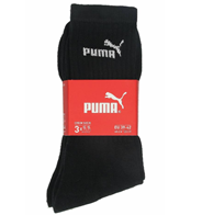Bild zu Reno: 3er-Pack PUMA Socken für 4,89€ inkl. Versand (Vergleich: 7,16€)