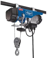 Scheppach HRS250 Elektrischer Seilzug günstig online kaufen Plus de