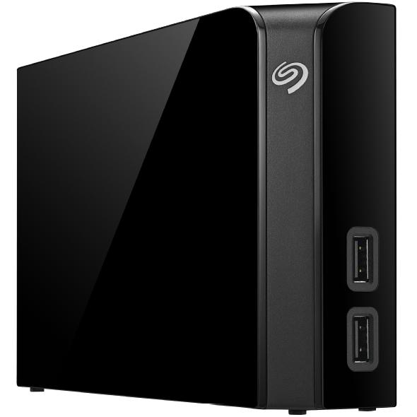 Bild zu Externe 3,5 Zoll Festplatte Seagate Backup Plus Hub (8 TB) für 142€ (Vergleich: 160,98€)