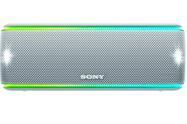 SONY SRS-XB31 Bluetooth Lautsprecher, Weiß, Wasserfest
