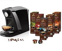 TCHIBO CAFISSIMO Tuttocaffè Nero inkl 100 Kapseln, Cafissimo, Kapselmaschine, S eBay