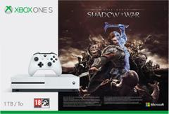 Xbox One S 1TB   Shadow of War, 4K Ultra HD
