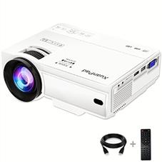 XuanPad Beamer Multimedia Heimkino-Video Projektor Amazon de Elektronik