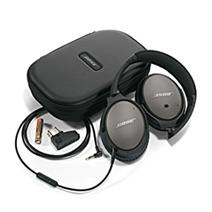 Bose QuietComfort 25 - Auriculares de Diadema Cerrados (Reducción de Ruido, 3 5 mm, con micrófono, Co[...]