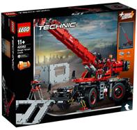 EGO Technic Geländegängiger Kranwagen 42082 Galeria Kaufhof