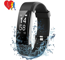 Fitness Tracker,Mpow Fitness Armbänder Aktivitätstracker,Herzfrequenzmonitor,Schlafmoni[...]