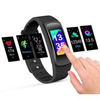 Bild zu IceFox Fitness Aktivitätstracker mit vielen Funktionen für 34,99€ inkl. Versand