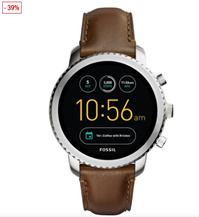 Bild zu FOSSIL Q Smartwatch Herrenuhr FTW4003 für 119,99€ inkl. Versand (Vergleich: 189,99€)