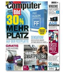 Bild zu Computer Bild mit DVD dank 10€ Sofort-Rabatt für 126,50€ + 130€ Amazon.de Gutschein als Prämie