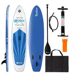 Bild zu Explorer Stand Up Paddle Set SUNSHINE (305 x 81 x 12 cm) für 333,95€