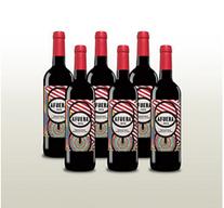Bild zu 6 Flaschen Afuera Tinto 2016 für 25€