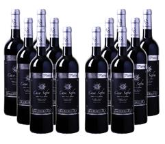 Bild zu Weinvorteil: 12 Flaschen Casa Safra – Selección Platino Gran Reserva – Terra Alta DO für 49,92€