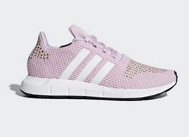 Bild zu adidas Swift Run Damen Sneaker Aero Pink für 44,97€ (Vergleich: 61,05€)