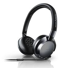 Bild zu faltbarer Philips Fidelio NC1 Noise Cancelling On-Ear-Kopfhörer für 105,90€ (Vergleich: 144,99€)