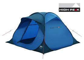 Bild zu High Peak Pop Up Zelt Hyperdome 3 für 55,90€ (Vergleich: 86,95€)