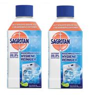 Bild zu 6er Pack Sagrotan Waschmaschinen Hygienereiniger (6 x 250ml) für 17,99€ (Vergleich: 26,70€)
