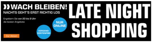Bild zu Saturn Late Night Shopping mit Windows Deals