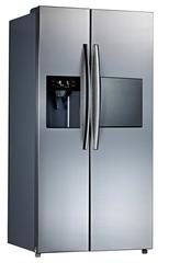 Bild zu [Preis gesenkt] COMFEE SBSIB 502 NFA+ Side-by-Side (409 kWh/Jahr, A+, 1788 mm hoch, Front Inox) für 599€ (Vergleich: 948,90€)