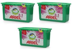Bild zu 3er-Pack (105 Stück) Ariel Waschmittel Ariel 3in1 Pink Sensation für 19,99€ (Vergleich: 28,88€)