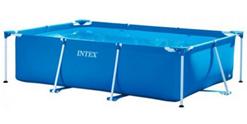Bild zu Intex Frame Pool Family 300 x 200 x 75 cm ohne Filterpumpe für 59,90€ (Vergleich: 74,95€)