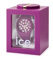 Bild zu Ice Watch Ice-Skull Unisex Silikonarmband pink für 19,99€ (Vergleich: 54,90€)
