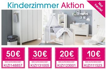 Bild zu Babymarkt: bis zu 50€ Rabatt auf Kinderzimmer (abhängig vom Bestellwert)