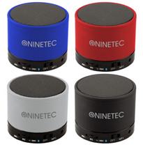 Bild zu NINETEC BEATBLASTER Bluetooth Lautsprecher für je 7,77€ (Vergleich: 19,99€)