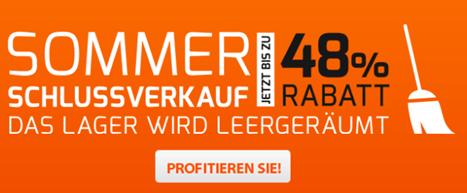 Bild zu Kaffeevorteil: Sommer-Schlussverkauf bis zu 48% Rabatt + ab 30€ ganze 20% Extra-Rabatt