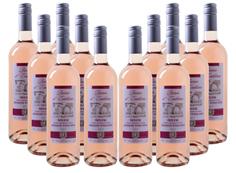 Bild zu Weinvorteil: 12 Flaschen Baron d'Emblème – Grenache-Syrah Rosé für 45€