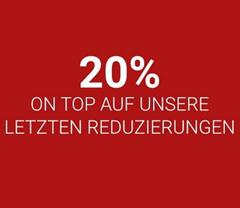 Bild zu Jeans-Fritz: nur heute 20% Extra Rabatt auf bereits reduzierte Artikel