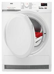 Bild zu AEG Lavatherm T7DBA2 Wärmepumpentrockner (7 kg, Weiß, A++) für 449€