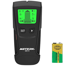 Ortungsgerät Meterk Stud Sensor Stud Finder Holz Studs Center Finder Multi-Wand-Detektor für Metall, [...]