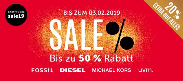 Bild zu Christ: Sale mit bis zu 50% + 20% Extra-Rabatt dank Gutschein