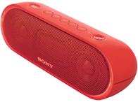 SONY SRS-XB 20 Bluetooth Lautsprecher, Rot, Wasserfest