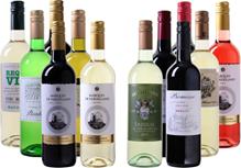 Bild zu Weinvorteil: 12er-Paket Wein-Welt-Reise Probierpaket für 39,94€ inkl. Versand