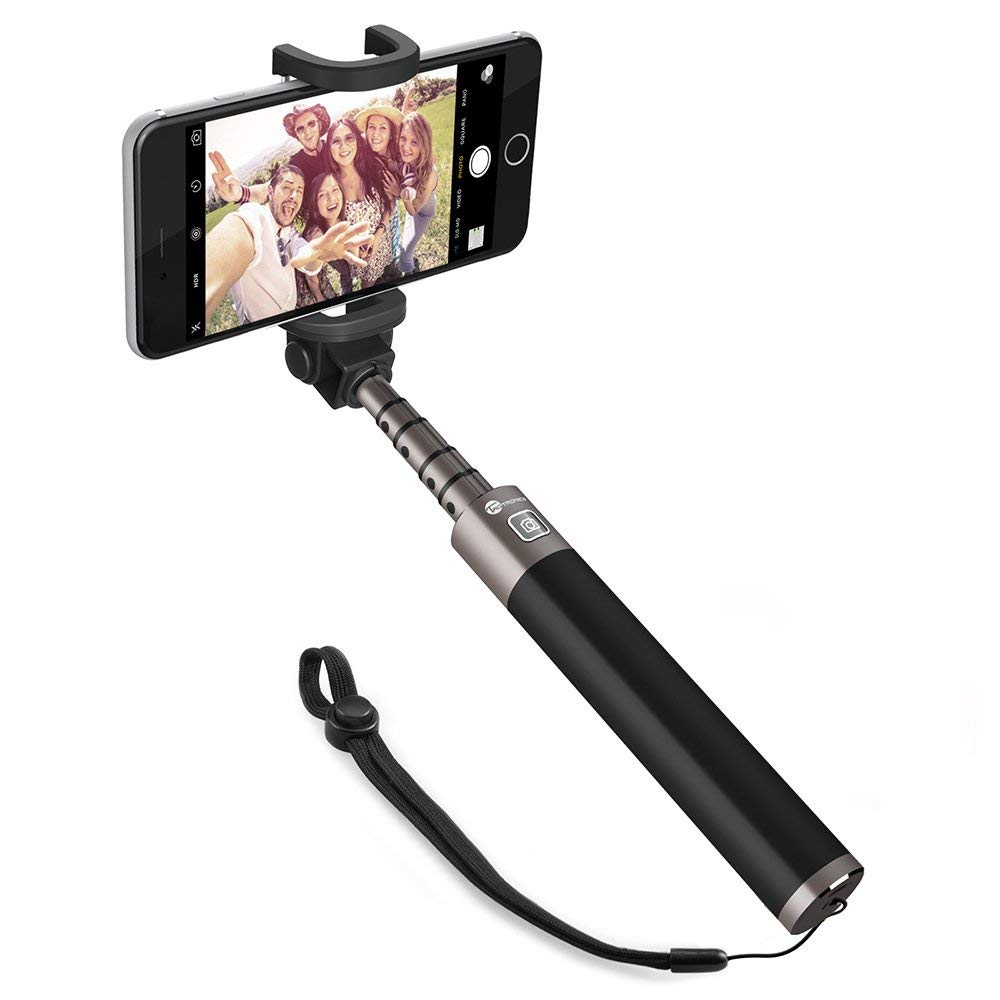 Bild zu [Prime] TaoTronics Bluetooth Selfie-Stick für 9,99€