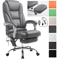 Bild zu CLP Bürostuhl PACIFIC mit Massage-Funktion (max. Belastbarkeit 150kg) für 149€ inkl. Versand (Vergleich: 179,90€)