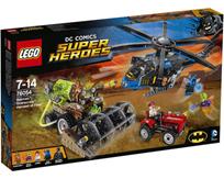 Bild zu LEGO DC Super Heroes 76054 Batman: Scarecrows gefährliche Ernte für 39,99€ inkl. Versand (Vergleich: 56,94€)