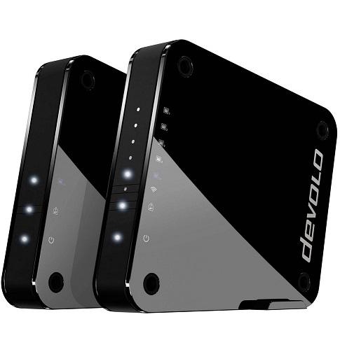 Bild zu Devolo GigaGate Starter-Set für 105,90€ (Vergleich: 164,99€)