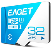 EAGET T1 Class 10 80MB s TF Card 32GB