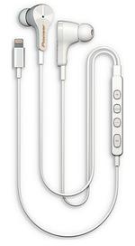 Bild zu Pioneer In-Ear-Kopfhörer Rayz Lightning ice white für 56,89€ (Vergleich: 95,99€)