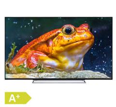 Bild zu Toshiba 55U6763DA 55 Zoll Ultra HD 4K LED Fernseher (Smart TV, WLAN, DVB-T2) für 377,91€ (Vergleich: 444€)