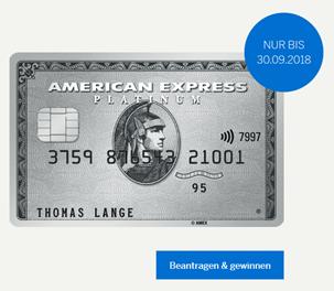 Bild zu [Super] American Express Platinum Card mit 250€ Startguthaben oder 75.000 Punkte (Prämien in Wert von über 1.000€ möglich) + 200€ Reiseguthaben/Jahr