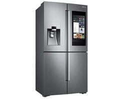 Kühlschrank Hoch : Samsung rf n sr ef french door kühlschrank kwh jahr a