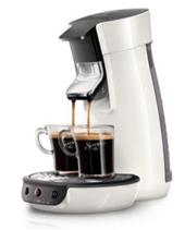 Bild zu PHILIPS Senseo Viva Café HD6563/09 Kaffeepadmaschine für 44,99€ (Vergleich: 69,16€)