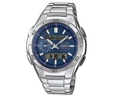Bild zu Casio Wave Ceptor Herren Armbanduhr für 75,73€ (Vergleich: 118€)