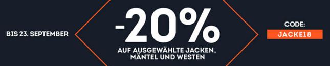 Jackensale im Online Shop von SportScheck kaufen